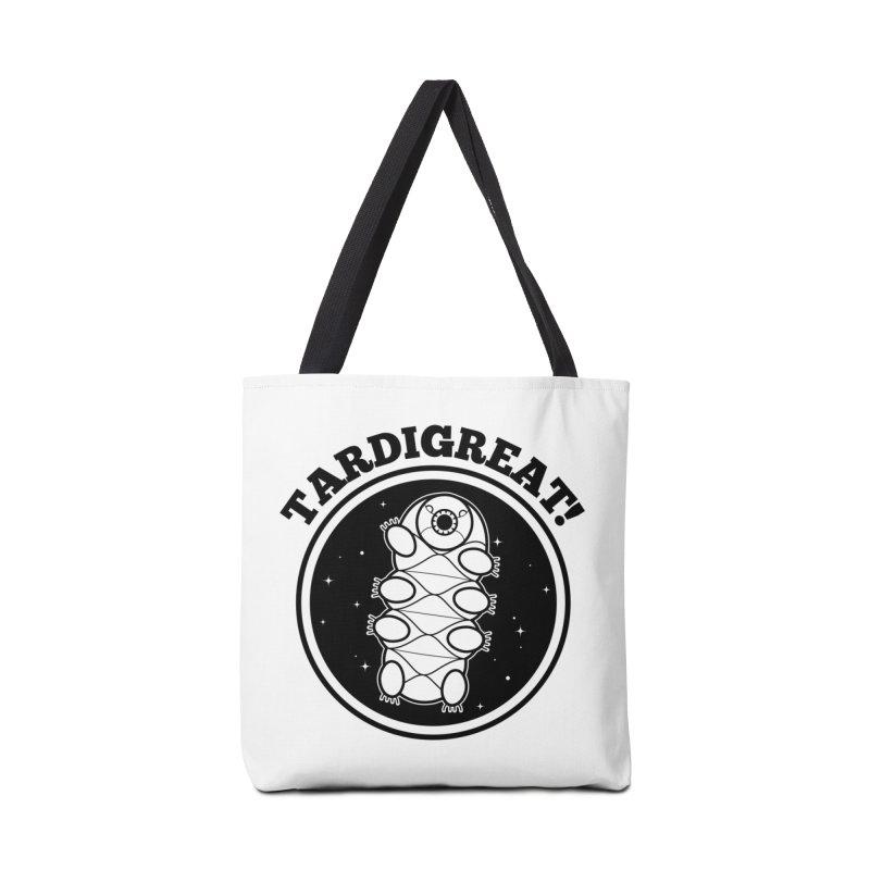 TardiGreat! Accessories Bag by mckibillo's Artist Shop