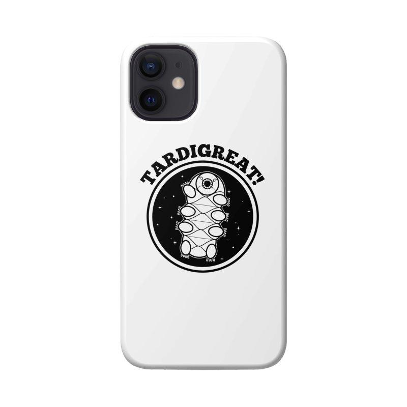 TardiGreat! Accessories Phone Case by mckibillo's Artist Shop