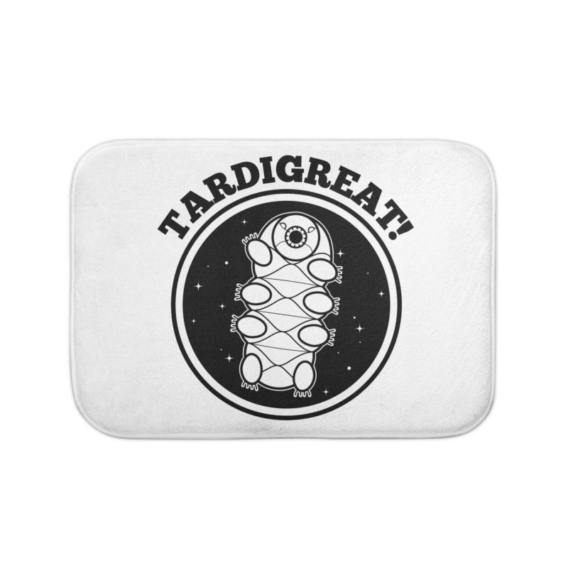 TardiGreat! Home Bath Mat by mckibillo's Artist Shop