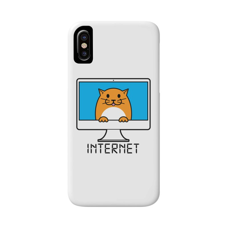 The Internet is made of Cats! Accessories  by mckibillo's Artist Shop