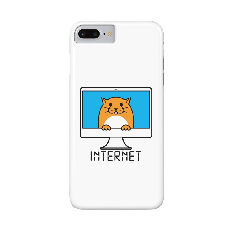 The Internet is made of Cats! Accessories Phone Case by mckibillo's Artist Shop