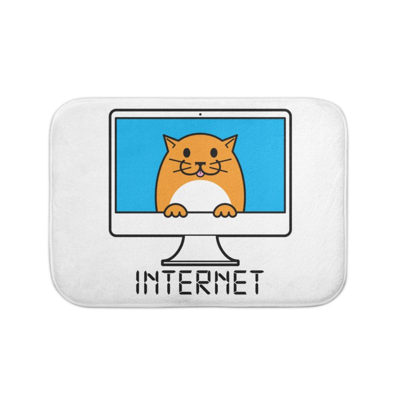 The Internet is made of Cats! Home  by mckibillo's Artist Shop