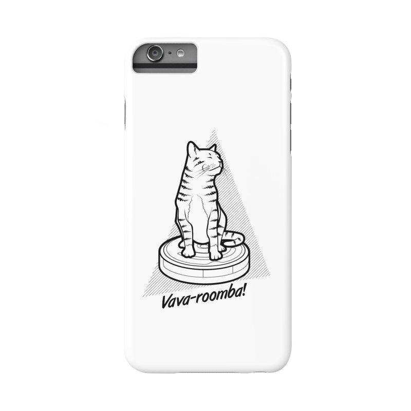 Vava-Roomba! Accessories Phone Case by mckibillo's Artist Shop
