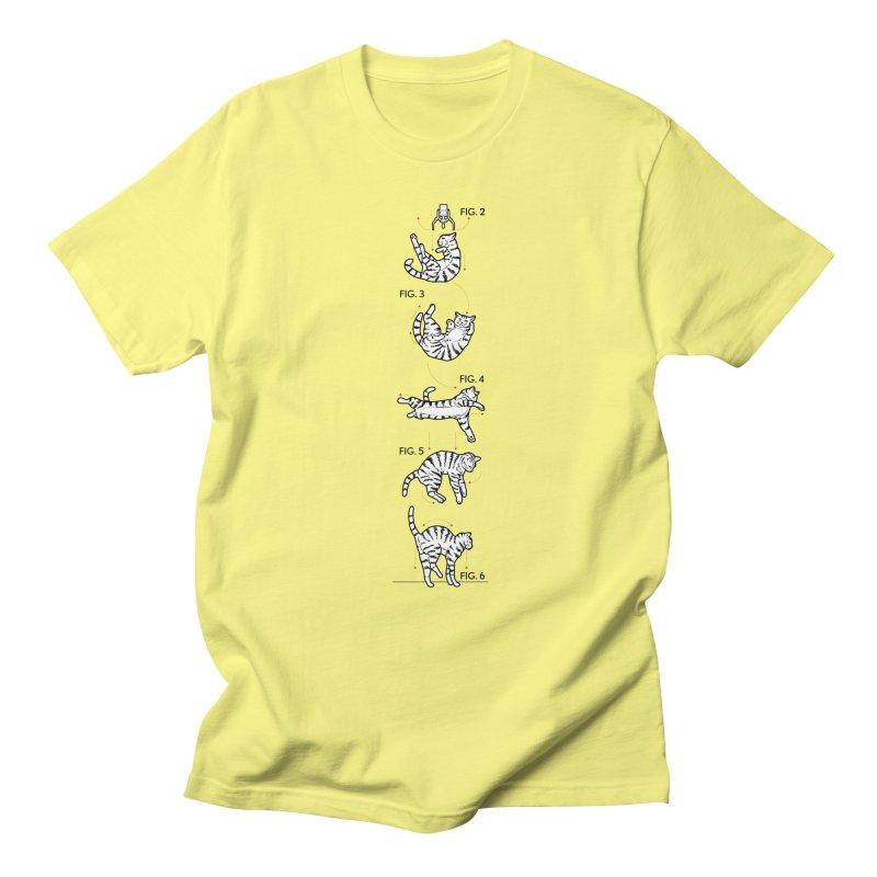 Hang In There! Women's Regular Unisex T-Shirt by mckibillo's Artist Shop