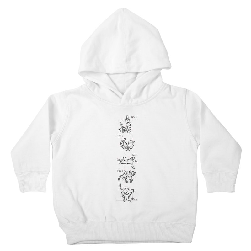 Hang In There! Kids Toddler Pullover Hoody by mckibillo's Artist Shop