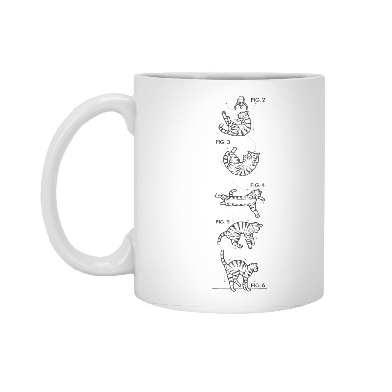 Hang In There! Accessories Standard Mug by mckibillo's Artist Shop