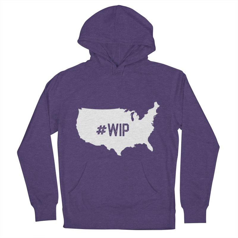 #WIP Women's Pullover Hoody by mckibillo's Artist Shop