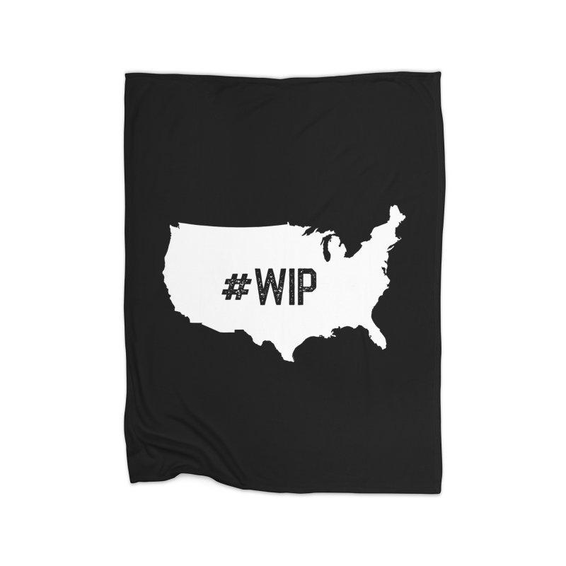#WIP Home Blanket by mckibillo's Artist Shop