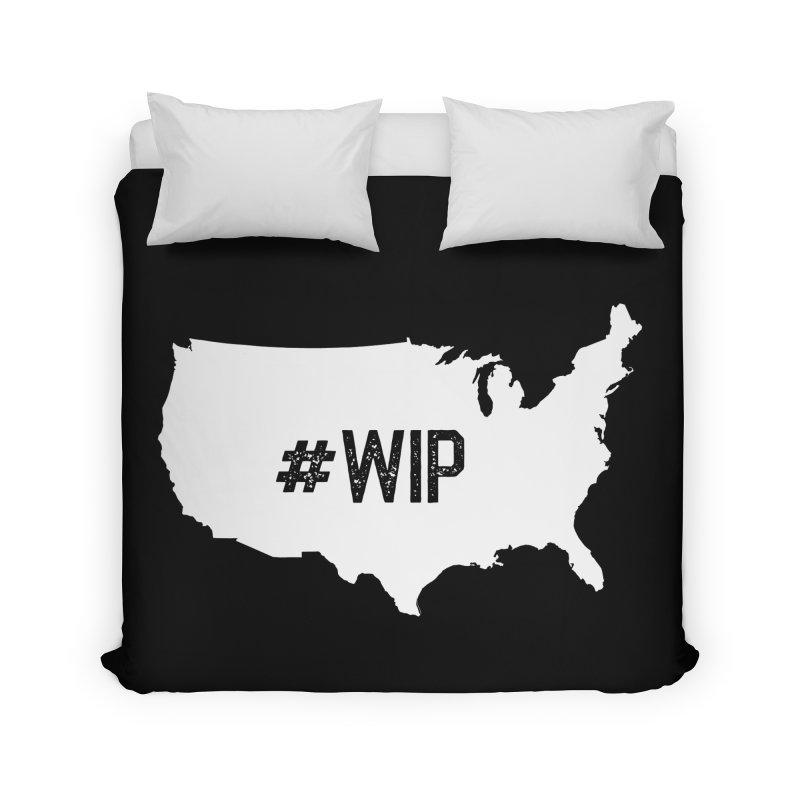 #WIP Home Duvet by mckibillo's Artist Shop