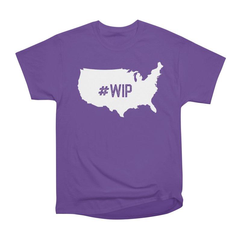 #WIP Men's Heavyweight T-Shirt by mckibillo's Artist Shop