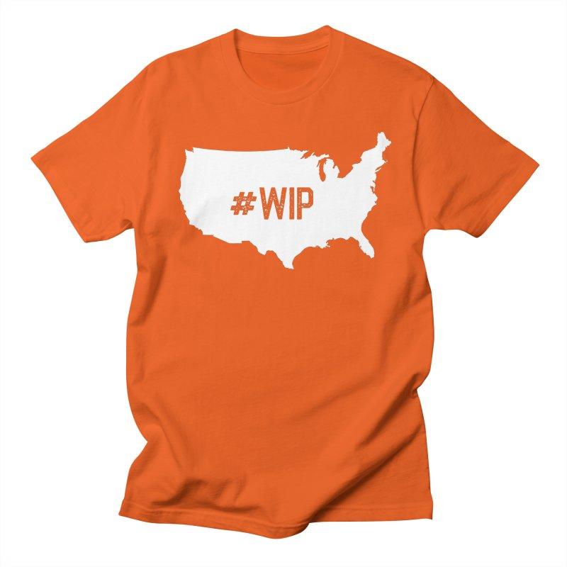 #WIP Men's T-Shirt by mckibillo's Artist Shop