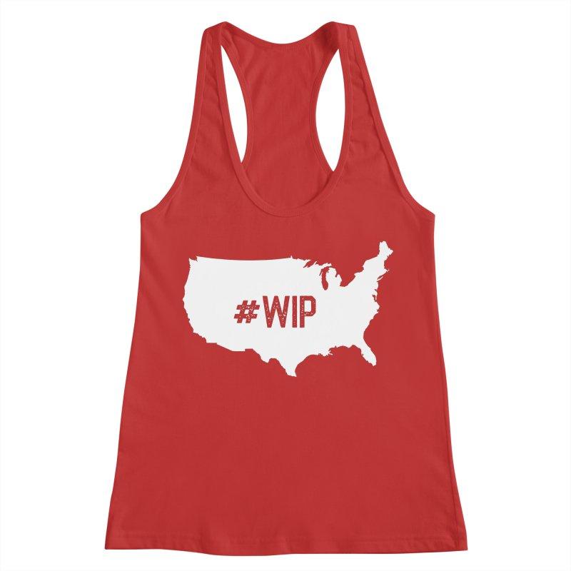 #WIP Women's Tank by mckibillo's Artist Shop