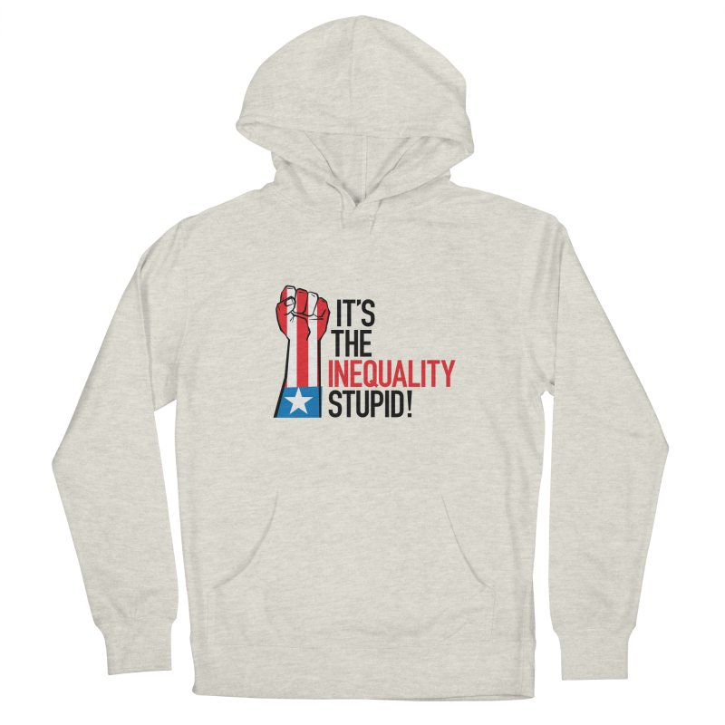 Inequality Men's Pullover Hoody by mckibillo's Artist Shop