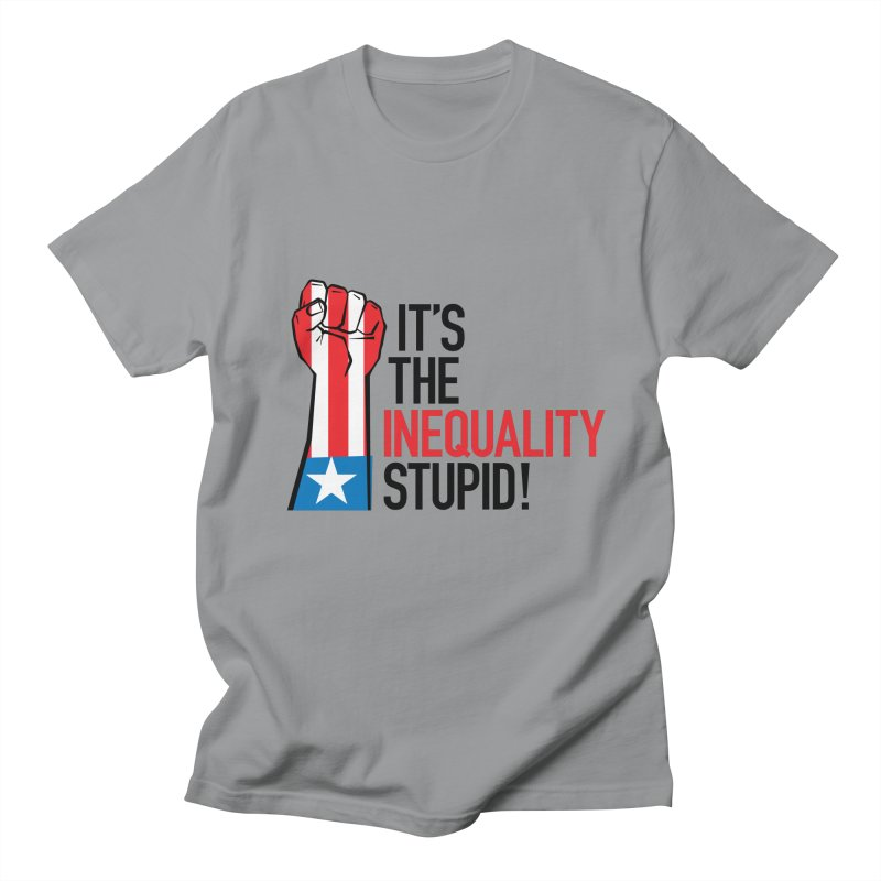 Inequality Women's T-Shirt by mckibillo's Artist Shop