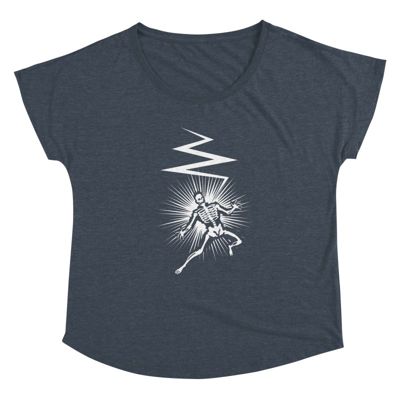 Zap! Women's Dolman by mckibillo's Artist Shop