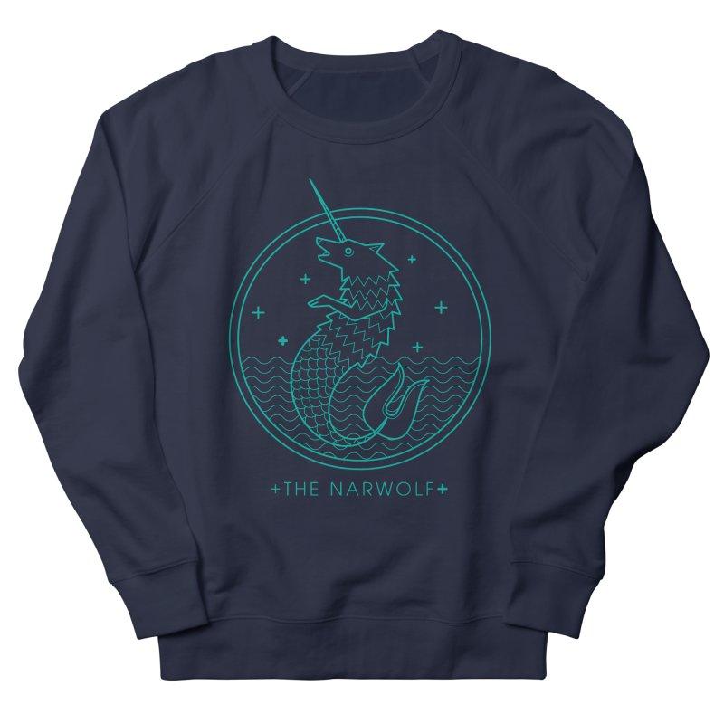 The Narwolf Men's Sweatshirt by mckibillo's Artist Shop