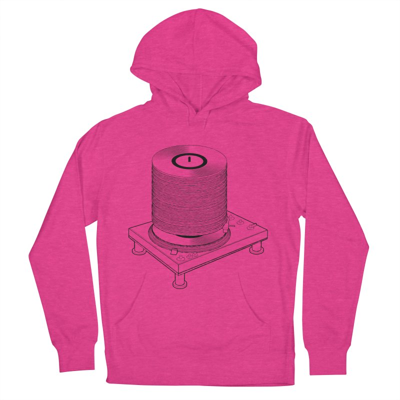 Fat Stack Women's Pullover Hoody by mckibillo's Artist Shop