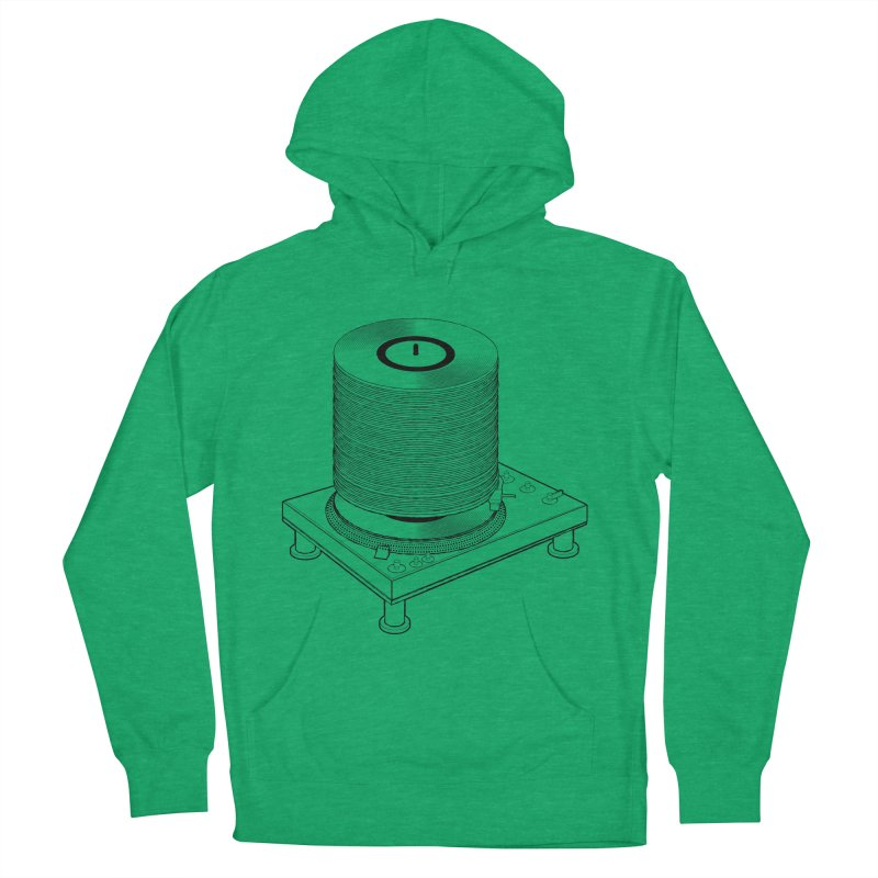 Fat Stack Men's Pullover Hoody by mckibillo's Artist Shop