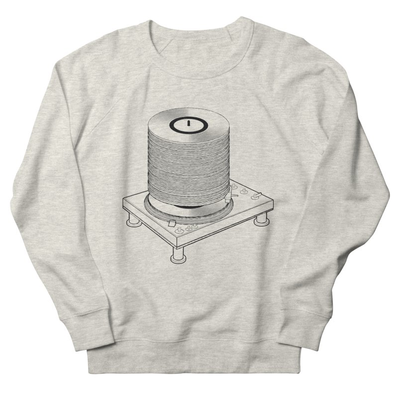 Fat Stack Men's Sweatshirt by mckibillo's Artist Shop