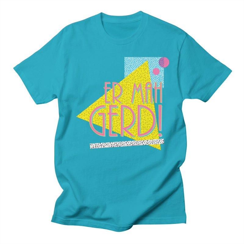 ERMAHGERD! Men's T-Shirt by mckibillo's Artist Shop