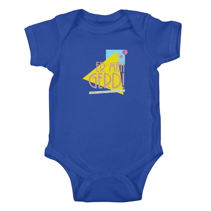 ERMAHGERD! Kids Baby Bodysuit by mckibillo's Artist Shop