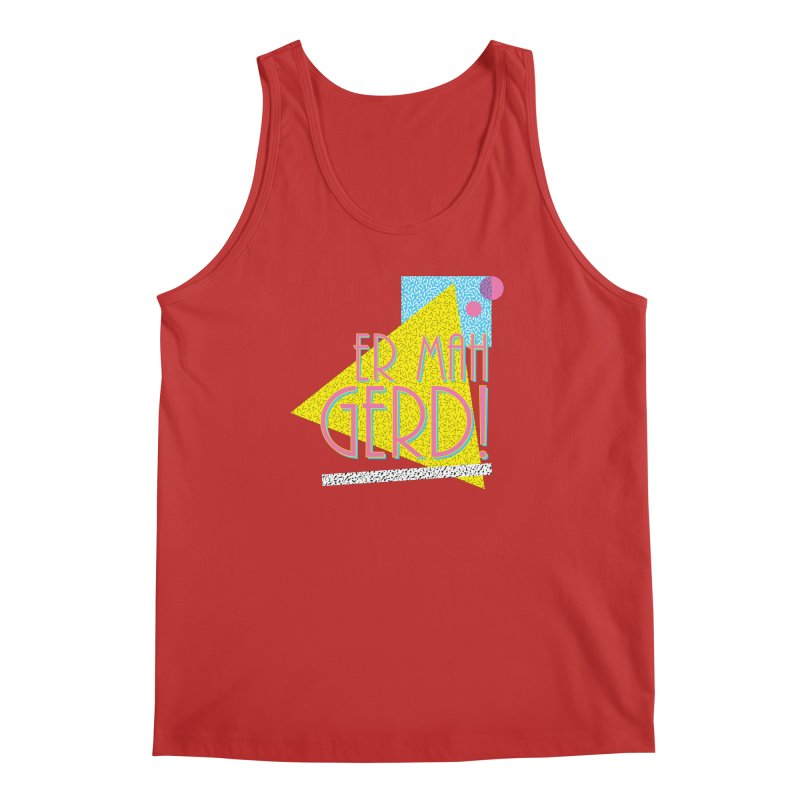 ERMAHGERD! Men's Regular Tank by mckibillo's Artist Shop