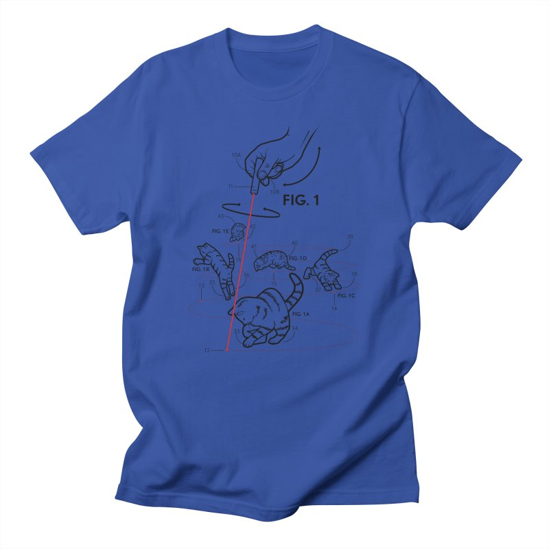 LazerCats! lite Men's T-Shirt by mckibillo's Artist Shop