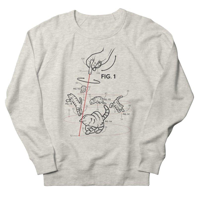 LazerCats! lite Men's Sweatshirt by mckibillo's Artist Shop