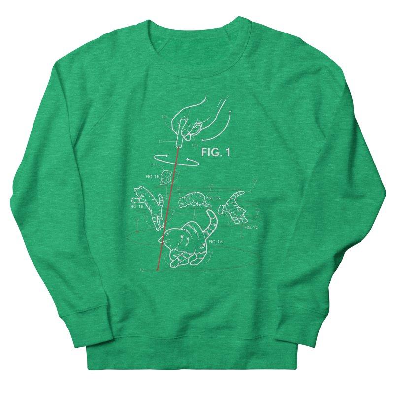 LazerCats! dark Women's Sweatshirt by mckibillo's Artist Shop