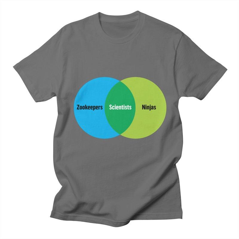 Sweet Spot Men's T-Shirt by mckibillo's Artist Shop