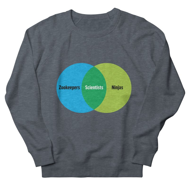 Sweet Spot Women's Sweatshirt by mckibillo's Artist Shop