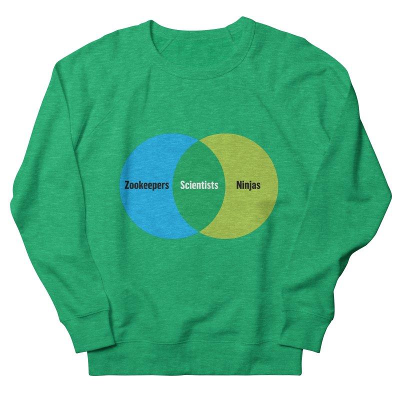 Sweet Spot Men's Sweatshirt by mckibillo's Artist Shop