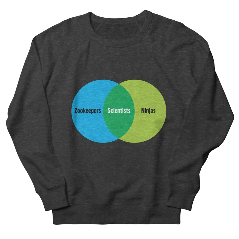 Sweet Spot Men's Sweatshirt by mckibillo's Artist Shop
