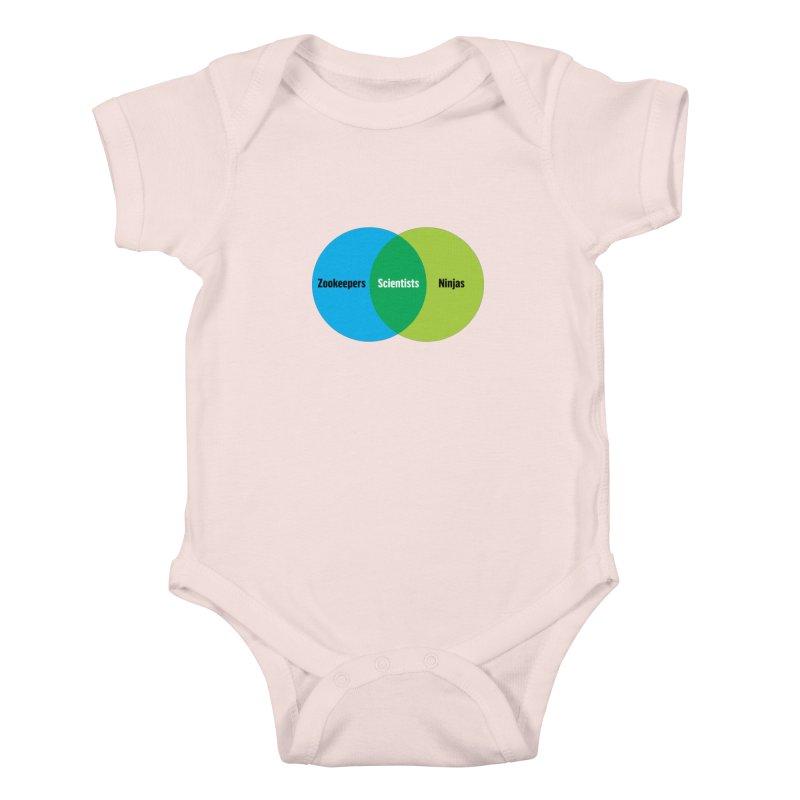 Sweet Spot Kids Baby Bodysuit by mckibillo's Artist Shop