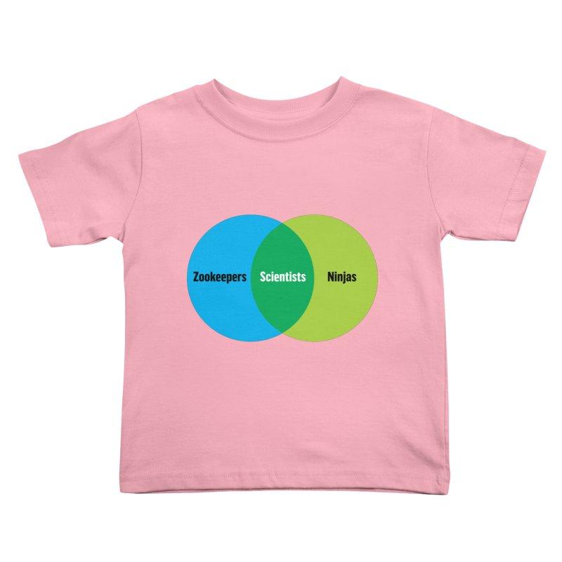 Sweet Spot Kids Toddler T-Shirt by mckibillo's Artist Shop