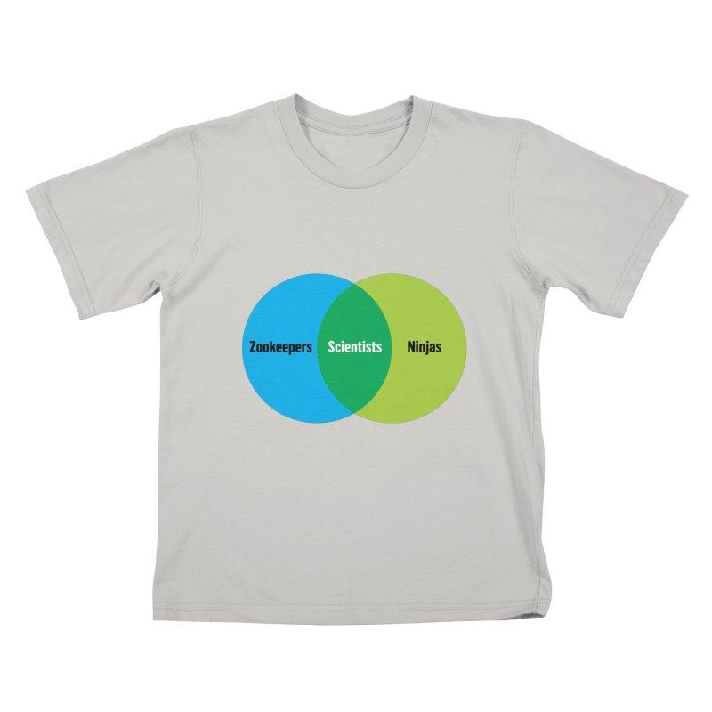 Sweet Spot Kids T-Shirt by mckibillo's Artist Shop