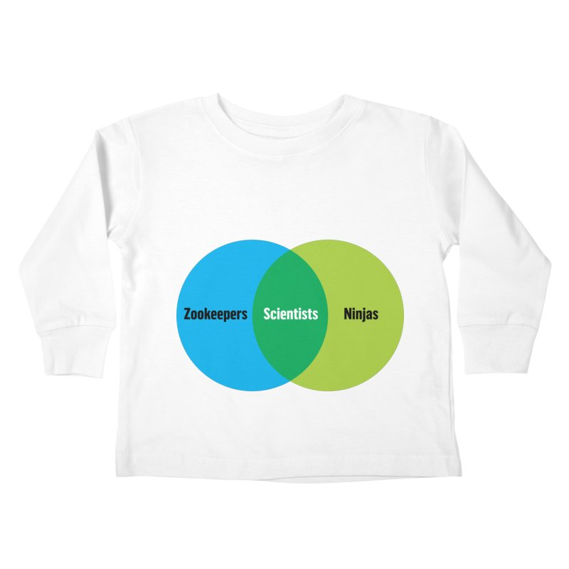 Sweet Spot Kids Toddler Longsleeve T-Shirt by mckibillo's Artist Shop