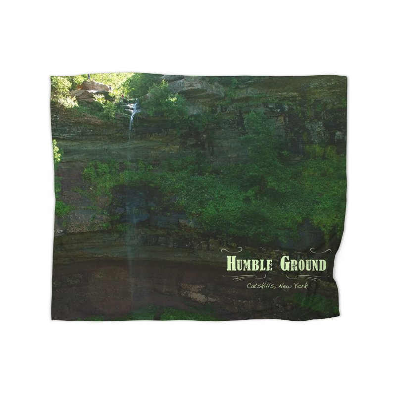 Humble Ground Catskills Blanket in Fleece Blanket Blanket by Mc Kinnis Entertainment's Artist Shop