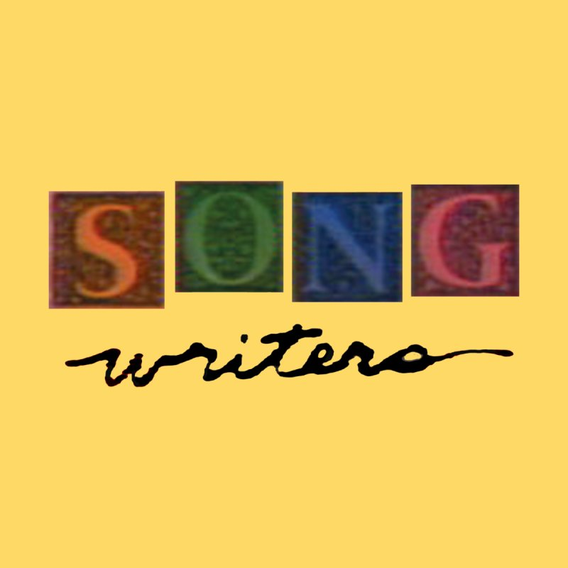 Official 1993 Songwriters logo Accessories Notebook by Mc Kinnis Entertainment's Artist Shop