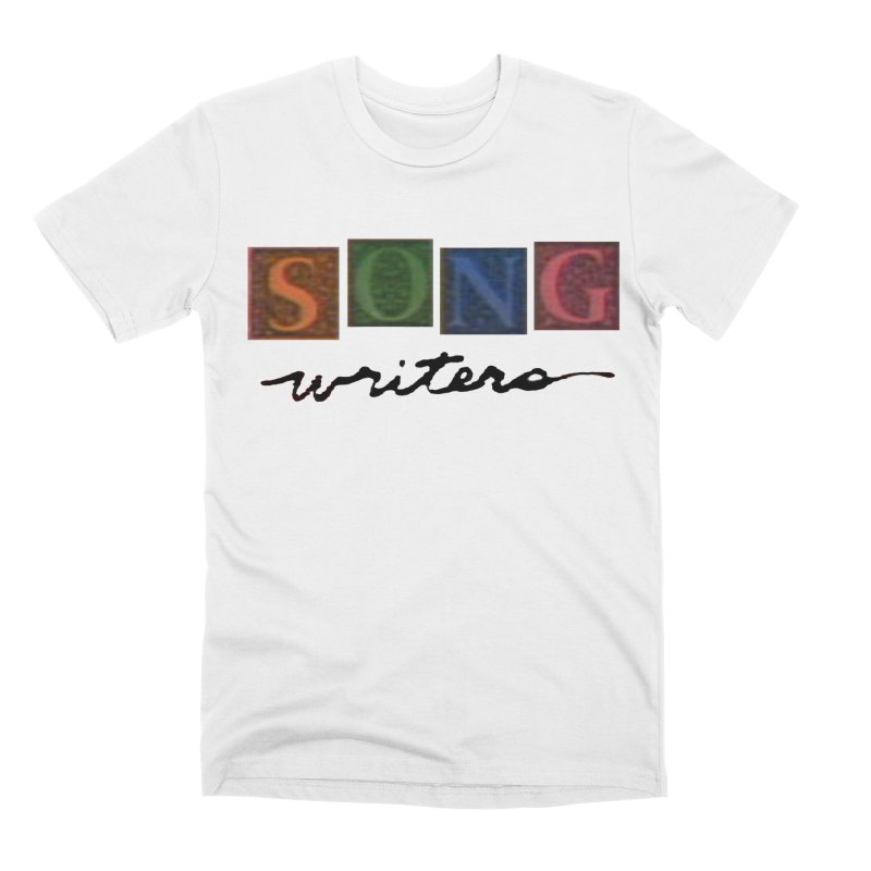 Official 1993 Songwriters logo Men's Premium T-Shirt by Mc Kinnis Entertainment's Artist Shop