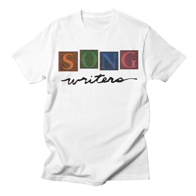 Official 1993 Songwriters logo Men's Regular T-Shirt by Mc Kinnis Entertainment's Artist Shop