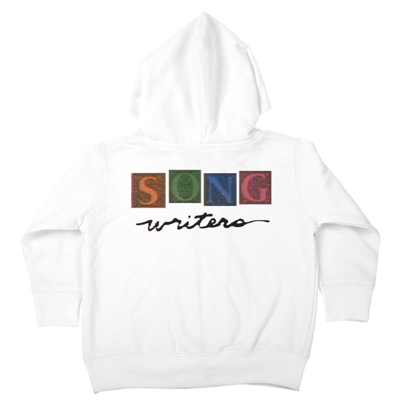 Official 1993 Songwriters logo Kids Toddler Zip-Up Hoody by Mc Kinnis Entertainment's Artist Shop