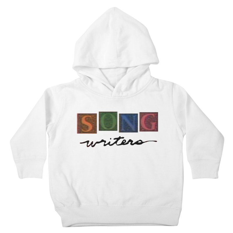Official 1993 Songwriters logo Kids Toddler Pullover Hoody by Mc Kinnis Entertainment's Artist Shop