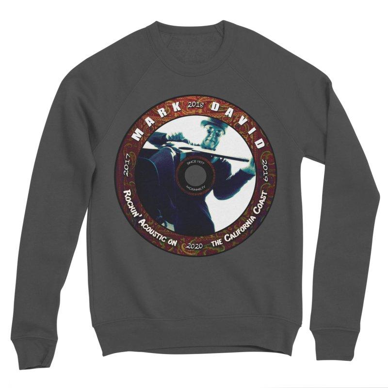 Official 2017-2020 Mark David Stamp Men's Sponge Fleece Sweatshirt by Mc Kinnis Entertainment's Artist Shop