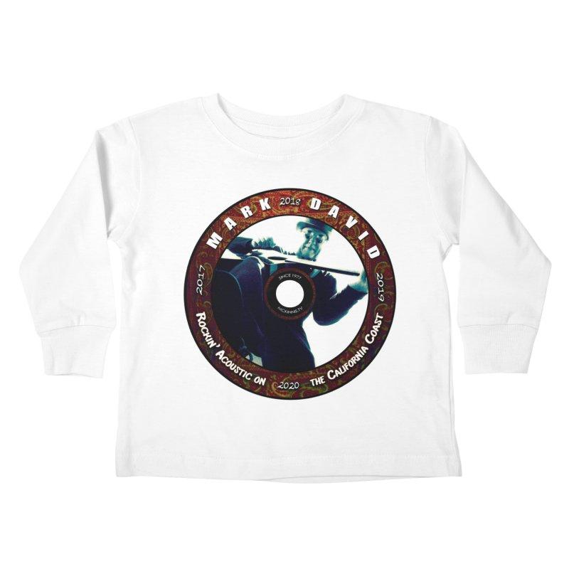 Official 2017-2020 Mark David Stamp Kids Toddler Longsleeve T-Shirt by Mc Kinnis Entertainment's Artist Shop