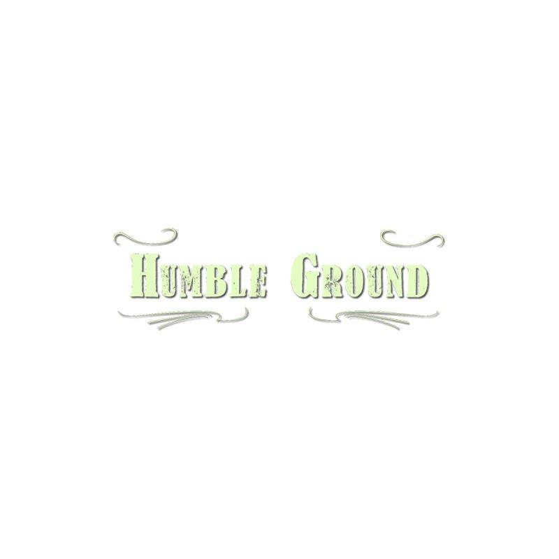 Humble Ground Logo Home Throw Pillow by Mc Kinnis Entertainment's Artist Shop