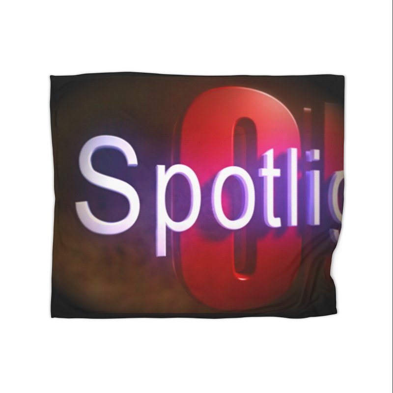 Official SpotlightON accessory in Fleece Blanket Blanket by Mc Kinnis Entertainment's Artist Shop