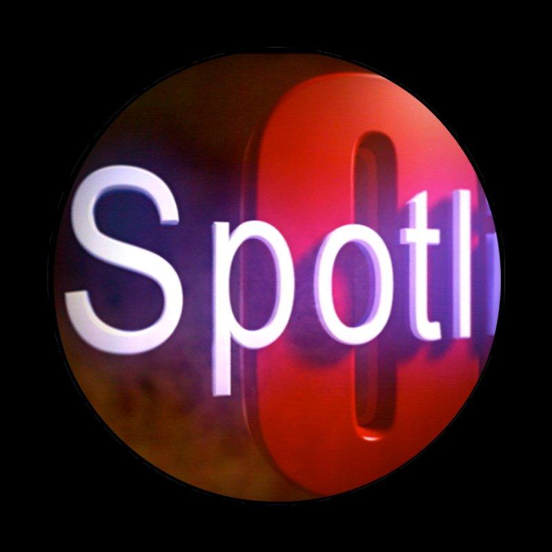 Official SpotlightON clothing Women's Scoop Neck by Mc Kinnis Entertainment's Artist Shop