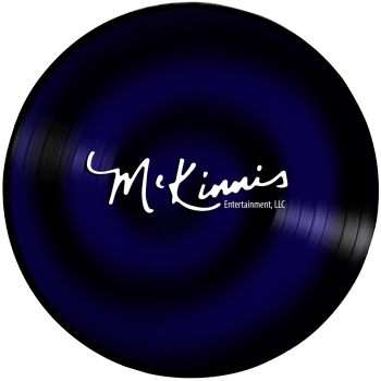 Mc Kinnis Entertainment's Artist Shop Logo