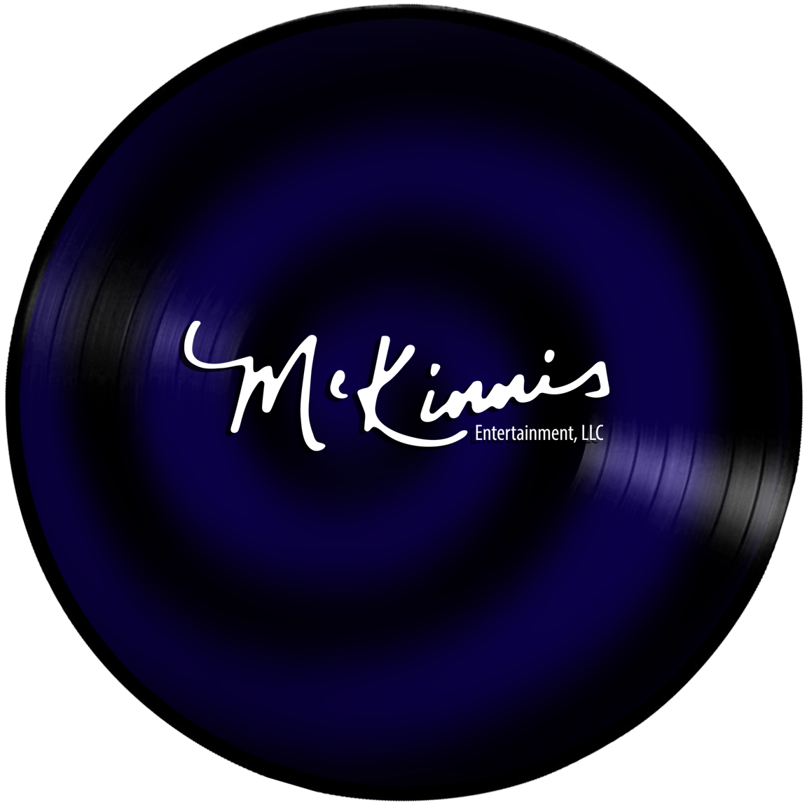 Mc Kinnis Entertainment's Artist Shop Logo